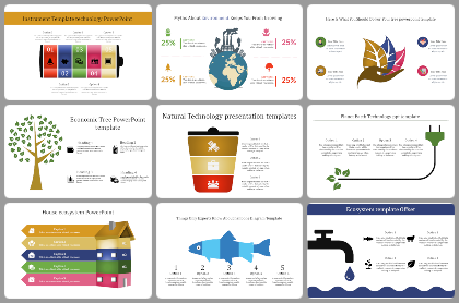 Ecosystem Powerpoint Templates