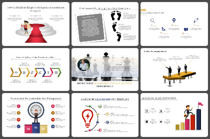 Leadership Powerpoint Templates