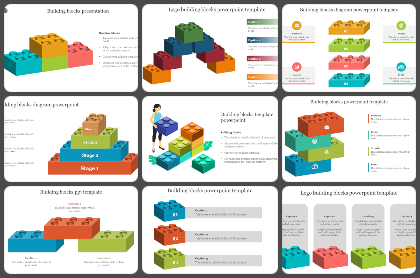 Lego Powerpoint Templates