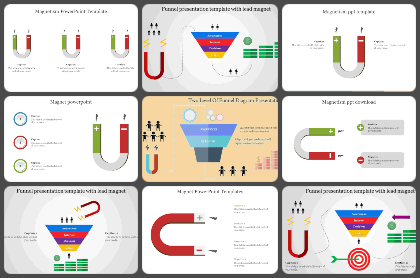 Magnet Powerpoint Templates