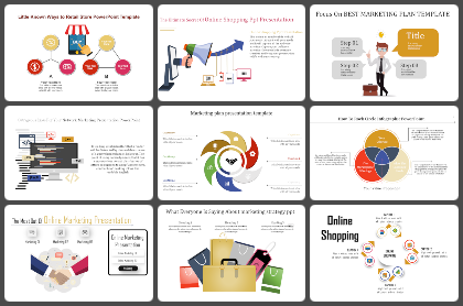 Market Powerpoint Templates