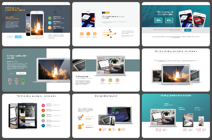 Mockup Powerpoint Templates
