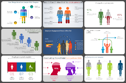 People Powerpoint Templates