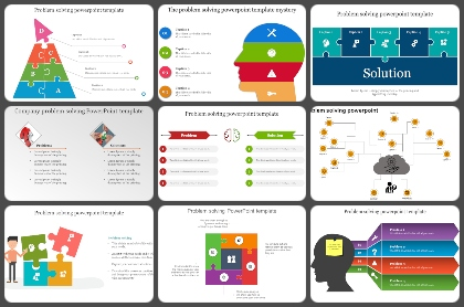 Problem solving Powerpoint Templates