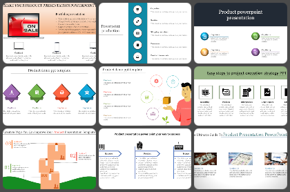 Product PPT Powerpoint Templates