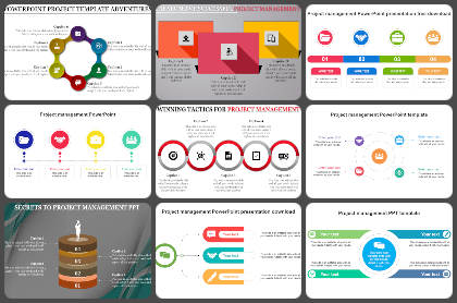Project management Powerpoint Templates