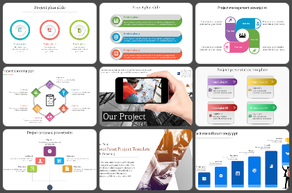 Project Powerpoint Templates