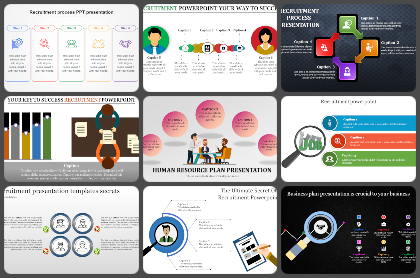 Recruitment Powerpoint Templates