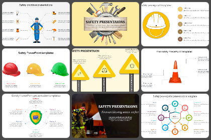 Safety Powerpoint Templates
