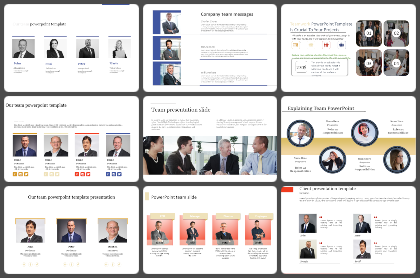 Sales Team Powerpoint Templates