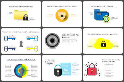 Security Powerpoint Templates
