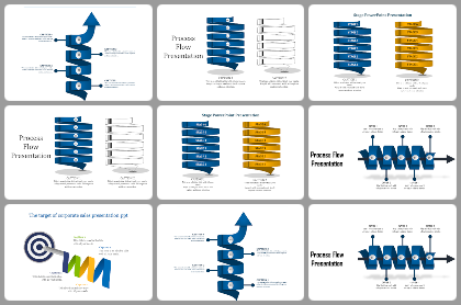 Spiral Powerpoint Templates