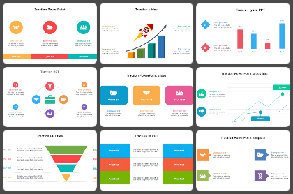 Traction Powerpoint Templates