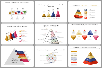 Triangle Powerpoint Templates