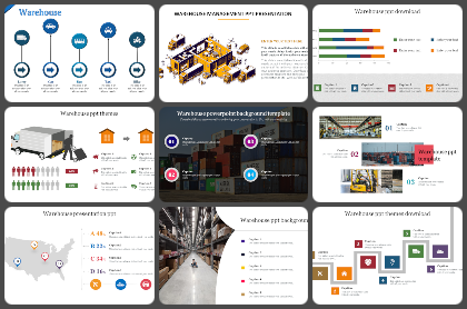 Warehouse Powerpoint Templates